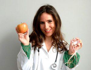 Raquel Serrano Collado, nutrición y dietética, Clínica Nortia