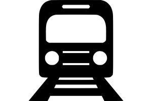 Cómo llegar a Clínica Nortia en metro.