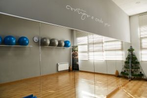 Pilates, fisiopilates con fisioterapeuta. Método pilates
